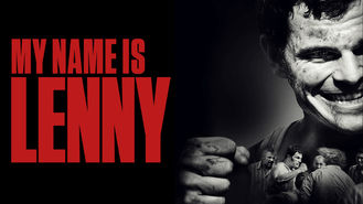 Netflix box art for My Name Is Lenny