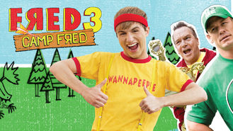 Netflix box art for Fred 3: Camp Fred